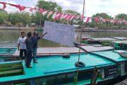 Wisata Susur Sungai Mogok Total