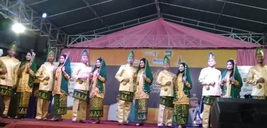 Hafiz Dan Puspita Terpilih Jadi Nanang Galuh Tala