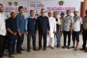 PWI Kalsel Laksanakan Pemotongan Hewan Kurban 5 Ekor Sapi