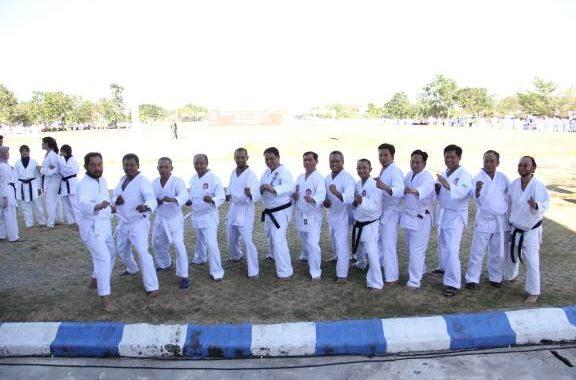 Sambut Haornas, Kalsel  Akan Cetak Rekor Muri Karate