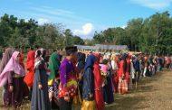 Warga Desa Karang Taruna Gelar Upacara 17 an
