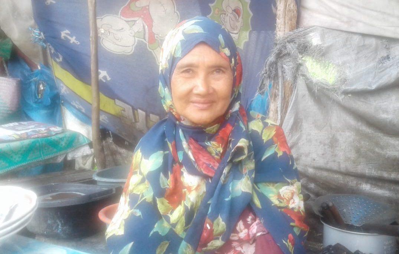 Rudiah, Pedagang Kue 6 Dekade Merajut Asa di Pasar Gambut