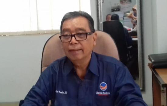 DPW Nasdem Umumkan Fraksinya di DPRD Kalsel