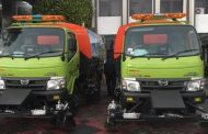 Kurang Unit, DLH Banjarmasin Tambah 2 Truck Tangki