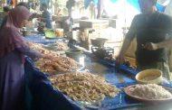 Kemarau Tak Pengaruhi Harga Ikan Sungai di Pasar Tradisional