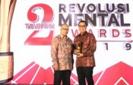 Di Ajang 2nd Revolusi Mental Award BUMN 2019, Angkasa Pura I Raih 2 Penghargaan