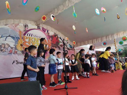Peringati HKN, Mitra Kasih School Gelar Pentas Seni