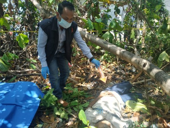 Purnawirawan TNI Ditemukan Tewas di Kebun