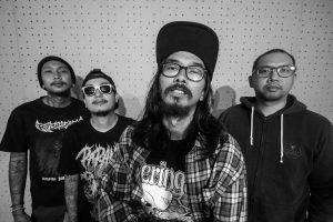 Muram Band, Rock Cadas Terinspirasi Ricuhnya Demo