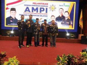 AMPI Kalsel Dituntut Pertajam Gerakan Kepemudaan