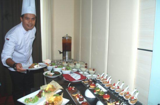 BW Kindai Hotel Perkenalkan Menu Nusantara