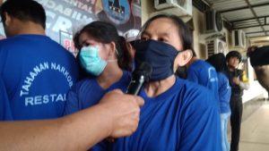 Kurir Sabu Wanita Banjarmasin Dibekuk di Pelaihari