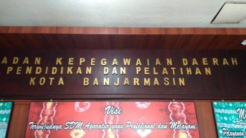 Penerimaan CPNS Banjarmasin Diprediksi Akhir 2019