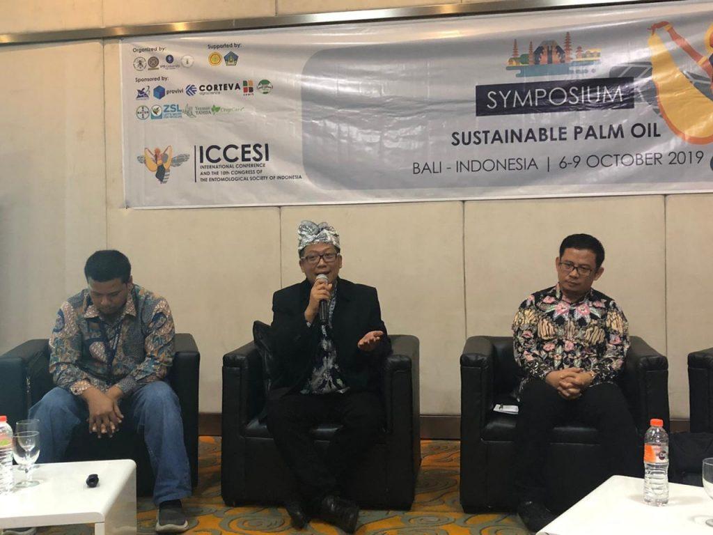 Serangga Turut Andil Dongkrak Produktivitas Sawit di Bali