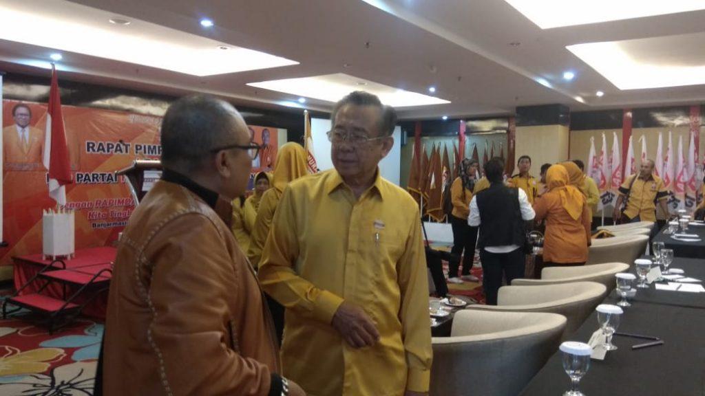 Partai Hanura Buka Pendaftaran Bacada di 3 Wilayah