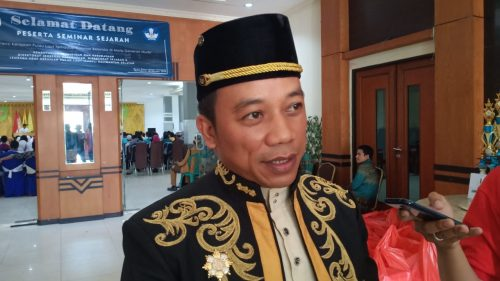 Bangkitkan Adat Budaya, LAKPL Gelar Seminar Sejarah