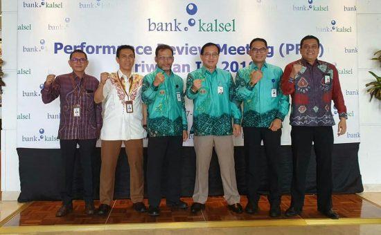 Bank Kalsel Kokohkan Pondasi Bisnis Dari Dalam
