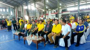 Remaja Masjid Ikuti Turnamen Futsal di Borneo