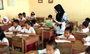 Banjarbaru 2020 Diperkirakan Kekurangan Guru SD