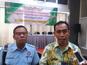 Tidak Bayar UMP, Perusahaan di Kalsel Akan Didenda