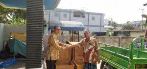 AKT Fokuskan Dana Kelurahan, Pengadaan Sarana dan Prasarana