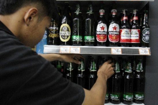 Desakan DPRD Kota Banjarmasin terkait perda retribusi soal izin tempat minuman beralkohol (Minol) kepada Pemko Banjarmasin akhirnya diberi sinyal oleh Wali Kota Banjarmasin, Ibnu Sina