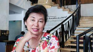 Keterpanggilan Maria Roeslie, Bangkitkan Penggunaan Bahasa Banjar
