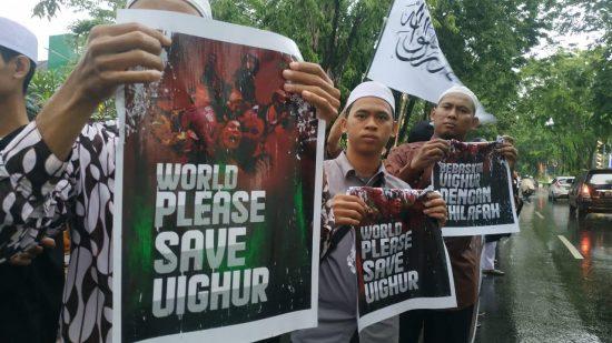 Umat Muslim Banua kecam Persekusi Massal terhadap Uighur