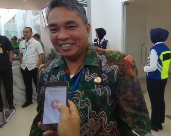Walikota Banjarbaru, Nadjmi Adhani (1)