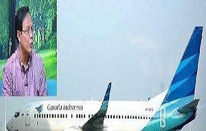 Akibat Tiket Naik, Intensitas Penumpang Garuda Indonesia Turun