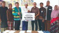 Bank Kalsel Salurkan Pinjaman Modal Berkah Pada Ponpes