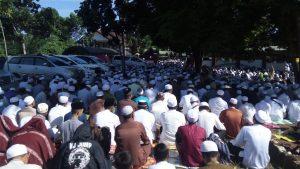 Dihadiri Bupati, Haul Datu Kandang Haji Dipadati Ribuan Warga