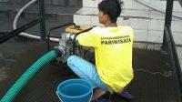 Jaga Kebersihan Siring, Satgas Selalu Siagakan 5 Personil