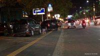 Juru Parkir Bandel Masih Gunakan Trotoar Untuk Lahan Parkir