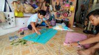 Rumah Kreatif Kerajinan, Andalkan Pewarna Alami Dedaunan
