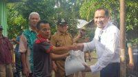 Aksi Peduli Bank Kalsel Terhadap Korban Banjir