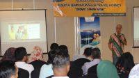 Anton Thedy Tularkan Virus Jalan-Jalan Bisnis Travel Keroyokan Sistem Online
