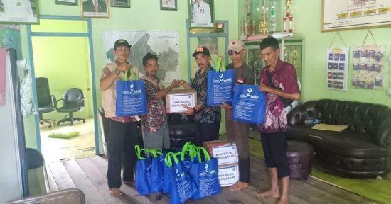Bank Kalsel Peduli Banjir Tanah Bumbu