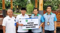 Bank Kalsel Salurkan Bantuan Rumah Tahfiz Tanah Bumbu