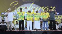Barito Putera, Launching Jersey Bernuasa Islami