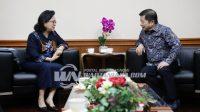 Bertemu Menteri Suharso, UNESCAP Bahas Kerjasama Ekonomi Dengan Pemerintah Indonesia ri