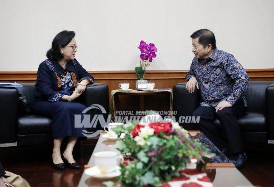 Bertemu Menteri Suharso, UNESCAP Bahas Kerjasama Ekonomi Dengan Pemerintah Indonesia