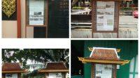 Edukasi Wisatawan, Disbudpar Tambah Papan Informasi di 10 Situs Bersejarah