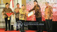 HSU Raih Penghargaan Kearsipan Tingkat Nasional