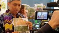 Dinas Kehutanan Provinsi Kalimantan Selatan melalui Bidang PPH menggelar Press Release terkait kegiatan Tourest Travel Trade Fair 2020