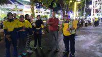 Lounching 4 Tahun Bupati Memimpin, DLH Kotabaru Turunkan Petugas Kebersihan