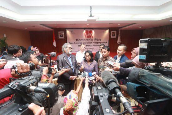 Menteri PPA Khawatirkan Eksploitasi Seksual Dan Perdagangan Anak di Media Online
