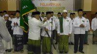 Pengurus NU Kabupaten HSU Dilantik