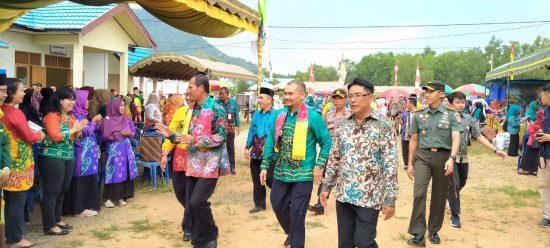 Program Manunggal Tuntung Pandang, Bangun Partisipasi Masyarakat Tala