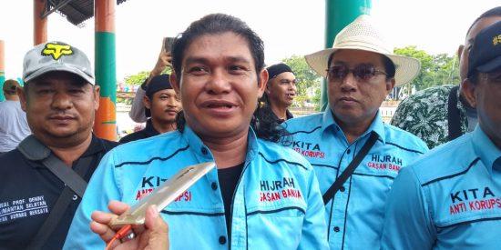Relawan Harapkan Program Save Meratus Ala Denny Indrayana Terealisasi